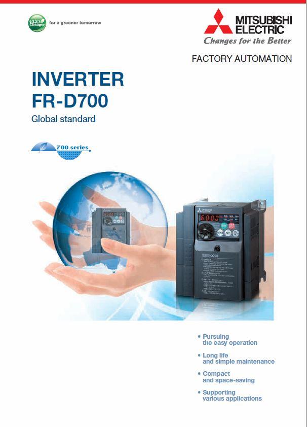 FR-D700 catalog