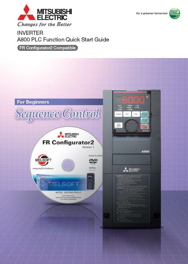 A800内置PLC功能快速入门样本