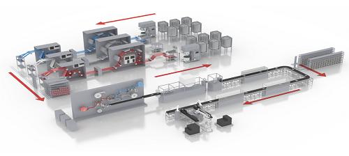 案例 | 三菱電機解決方案服務鋰電池制造全流程(圖1)